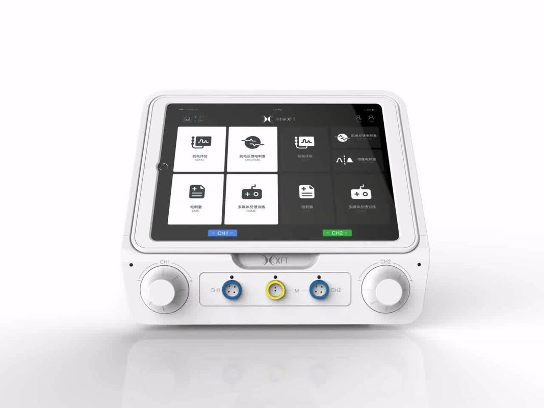 Hospital Clinical SEMG Biofeedback Equipment For Patient Rehabilitation